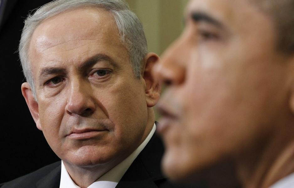 Israeli Prime Minister Benjamin Netanyahu meets with President Obama in March.